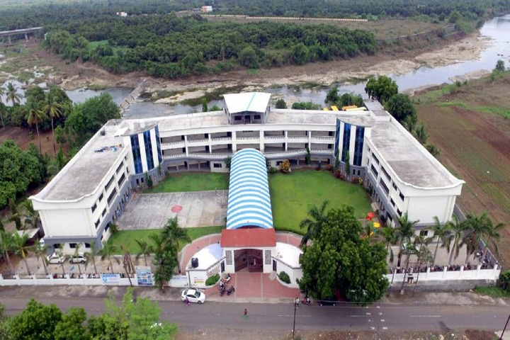 Shree Swaminarayan International Gunatit Vidyadham-School View