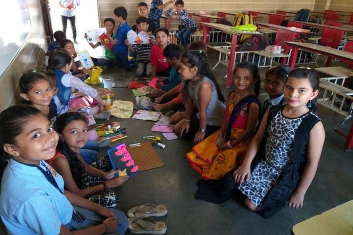Shree Swaminarayan International School-Activitity