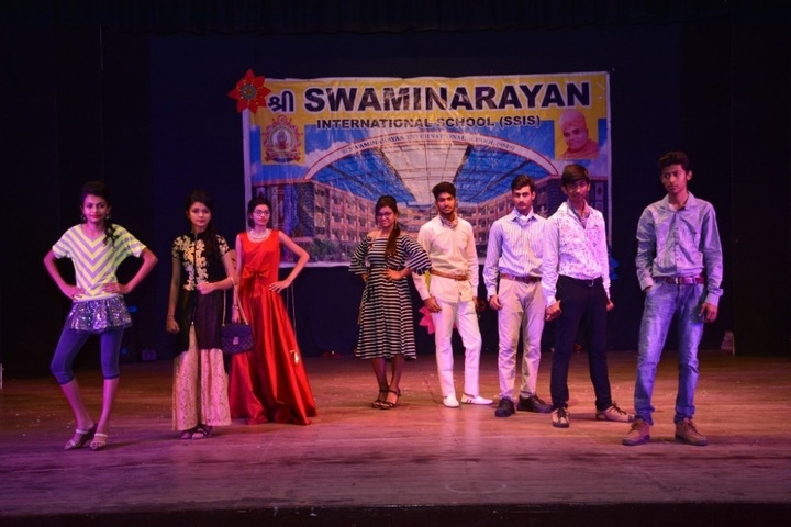Shree Swaminarayan International School-Farewell
