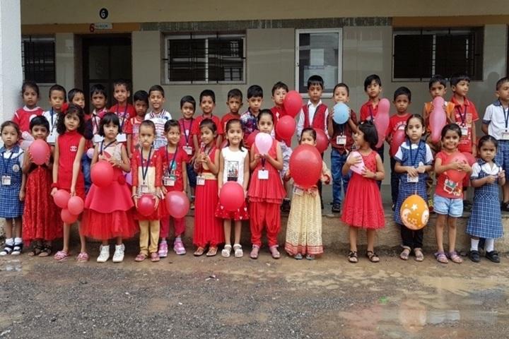 Shree Swaminarayan International School-Red Day