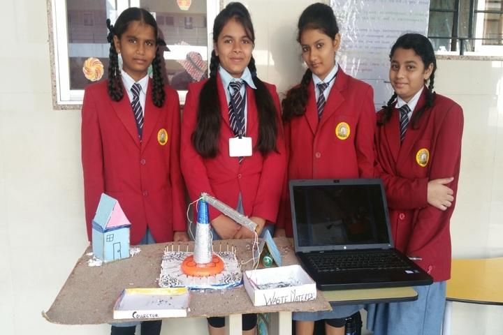Shree Swaminarayan International School-Science Fair