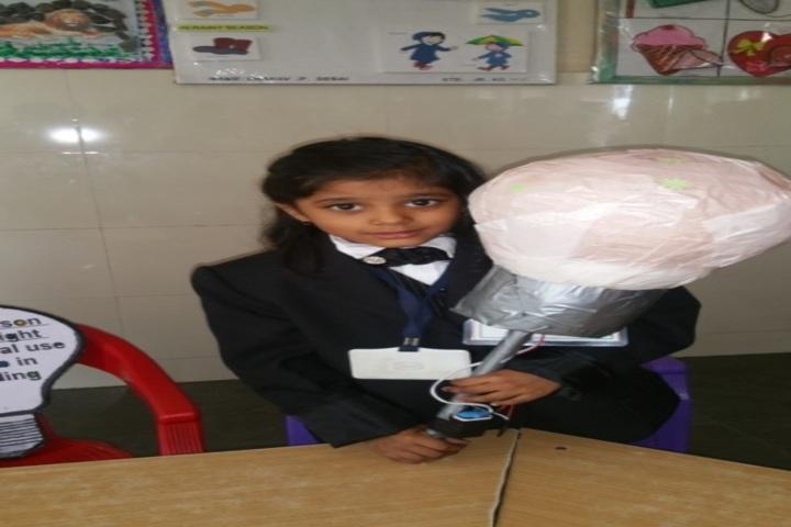 Shree Swaminarayan International School-School Exhibition