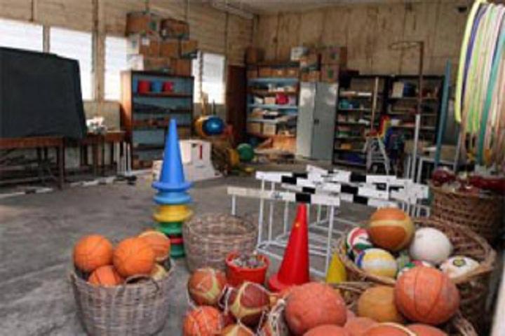 Shree Swaminarayan M G K English Primary School-Sports Room