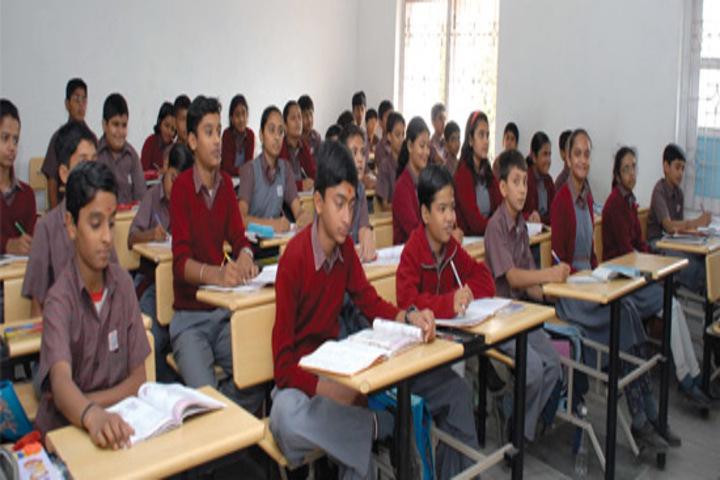 Shree Swaminarayan Public School-Classroom