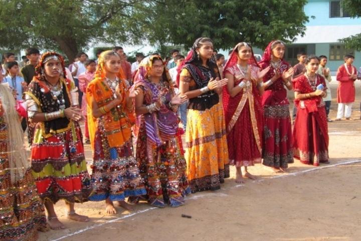 Shree Swaminarayan Public School-Navrathri Celebrations