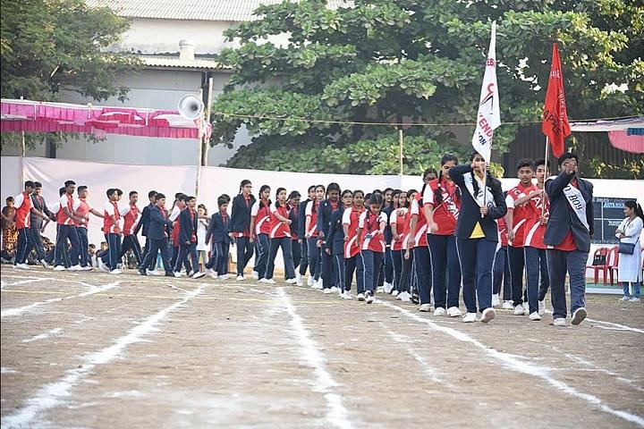 Shree Swaminarayan Vidyaveli Gyan Kendra English Medium School-Annual Sports Day