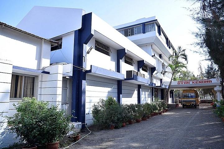 Shree Swaminarayan Vidyaveli Gyan Kendra English Medium School-School Building