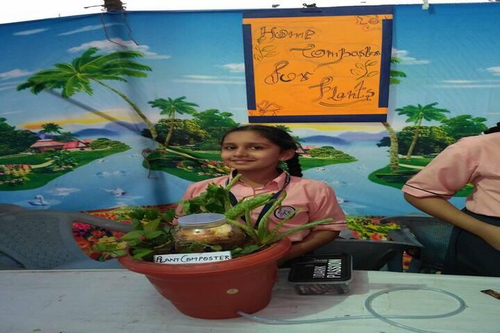 Shree Swaminarayan Vidyaveli Gyan Kendra English Medium School-Gyan Expo