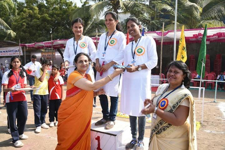 Shree Swaminarayan Vidyaveli Gyan Kendra English Medium School-Achievment
