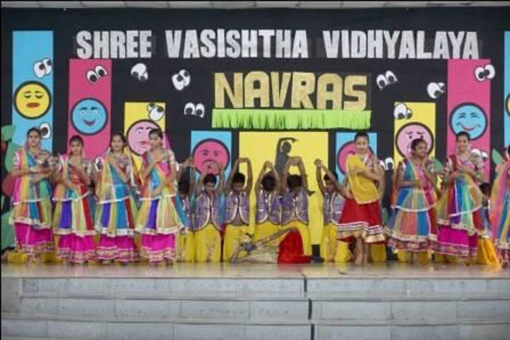 Shree Vashishtha Vidhyalaya-Janmastami Celebration