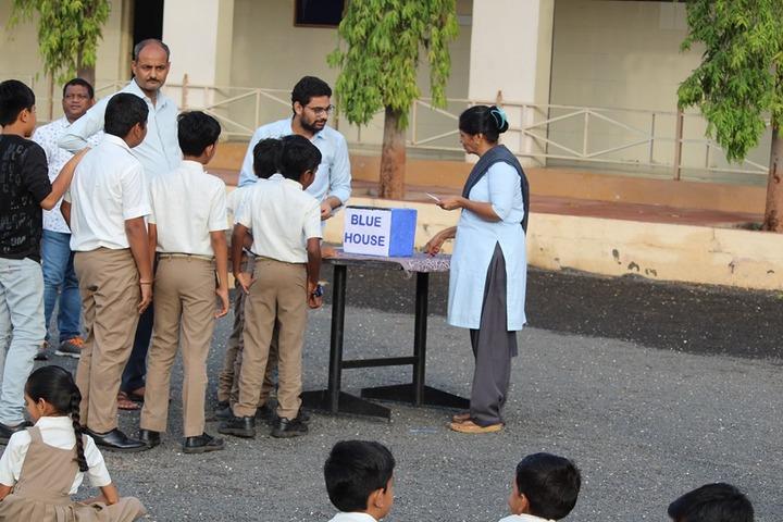 Shri Green Farm English School-School Election