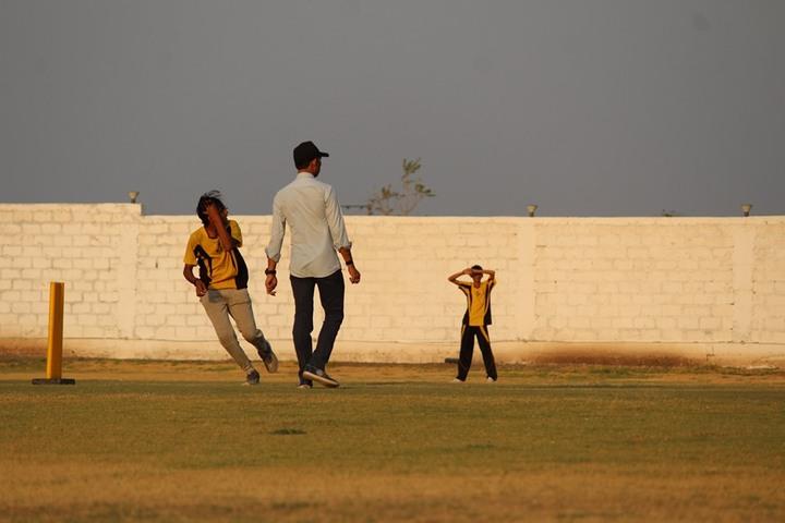 Shri Green Farm English School-Sports