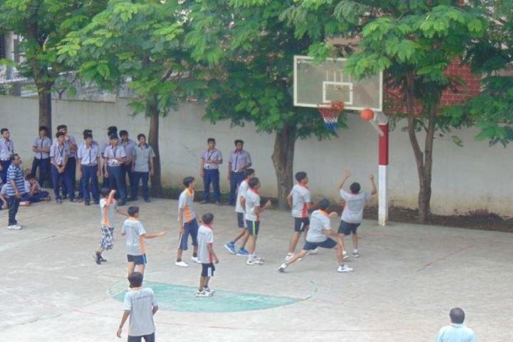 Shri L G Haria Multipurpose School-Games