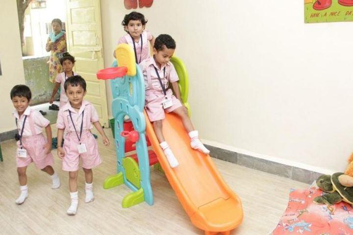 Shri L G Haria Multipurpose School-Kids Play Area