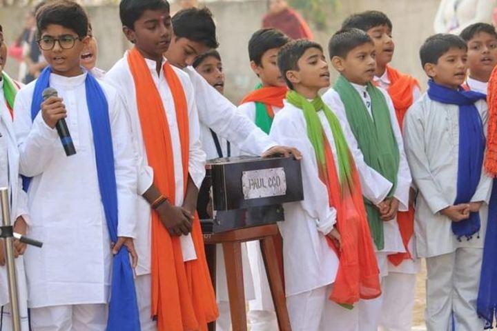 Shri L G Haria Multipurpose School-Music