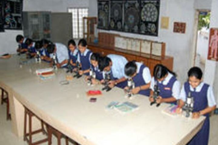 Shri L G Haria Multipurpose School-Physics Lab