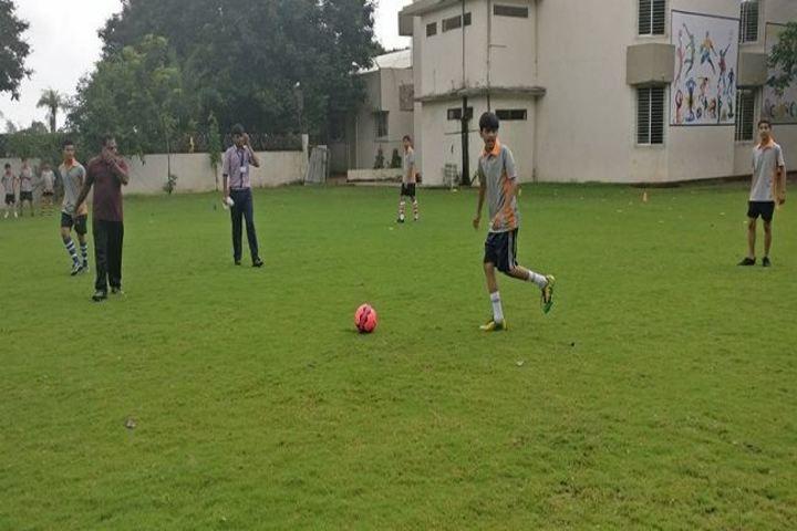 Shri L G Haria Multipurpose School-Play Ground