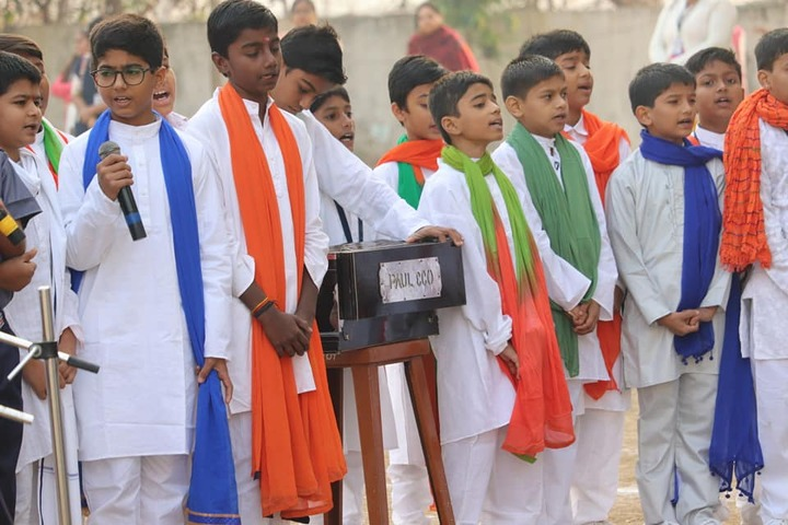 Shri L G Haria Multipurpose School-Republic Day