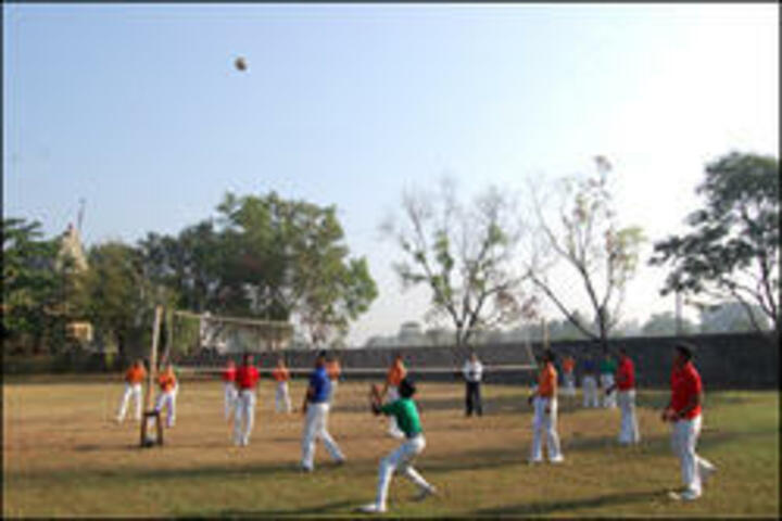 Shri L G Haria Multipurpose School-Sports