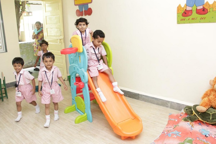Shri LG Haria Multipurpose School-Kids Play Area