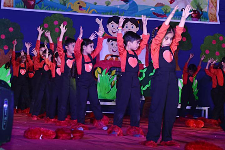 Shrimati Maniba Chunilal Patel Sanskar Vidya Bhavan-Annual Day