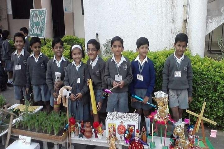 Shrimati Maniba Chunilal Patel Sanskar Vidya Bhavan-Science Fair