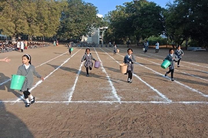 Shrimati Maniba Chunilal Patel Sanskar Vidya Bhavan-Sports