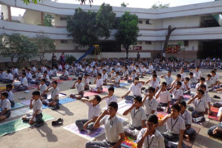 Shrimati Maniba Chunilal Patel Sanskar Vidya Bhavan-Yoga