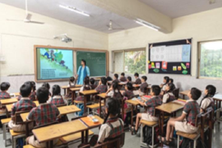 Smt Sandraben Shroff Gnyan Dham School-Class Room
