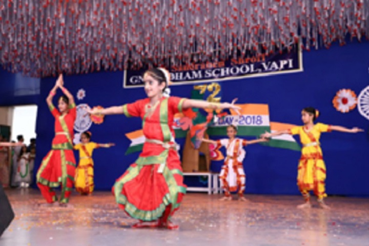 Smt Sandraben Shroff Gnyan Dham School-Dances
