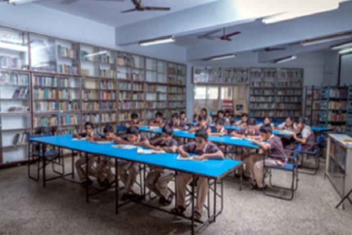 Smt Sandraben Shroff Gnyan Dham School-Library