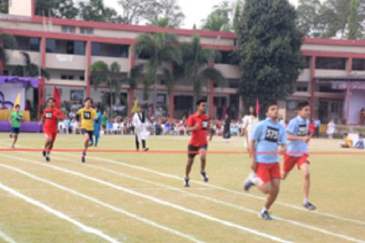 Smt Sandraben Shroff Gnyan Dham School-Running Competition