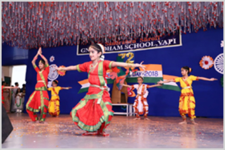 Smt Sandraben Shroff Gnyan Dham School-Events