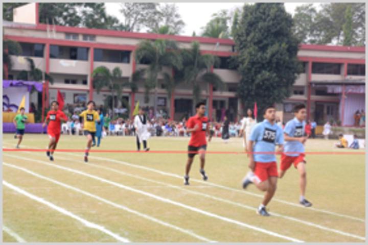 Smt Sandraben Shroff Gnyan Dham School-Games