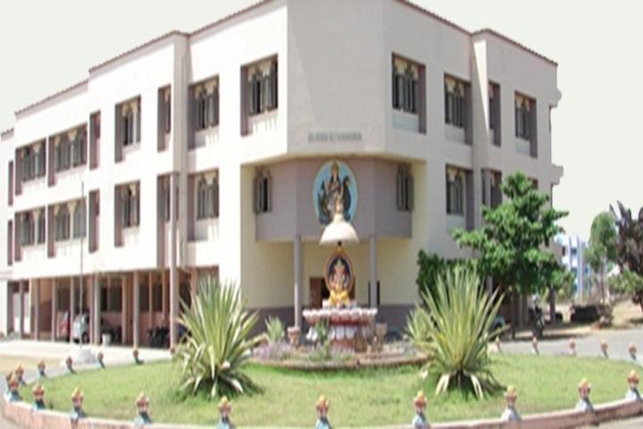 Sri Sathya Sai Vidyaniketan-Campus View