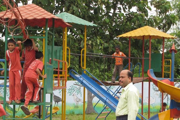 Sri Sathya Sai Vidyaniketan-Kids Play Area