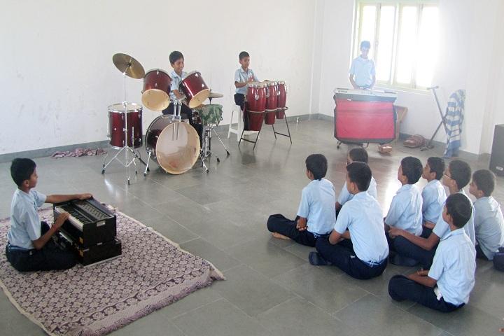 Sri Sathya Sai Vidyaniketan-Music Room