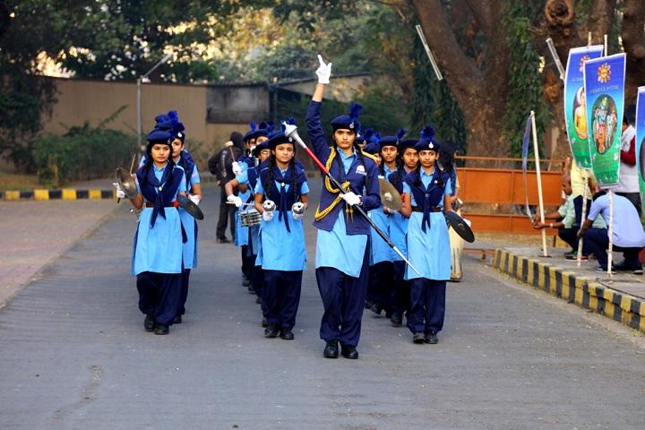 Sri Sathya Sai Vidyaniketan-Scout and Guide