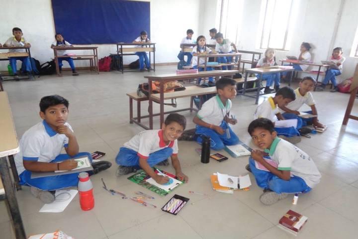 St Thomas School-Arts