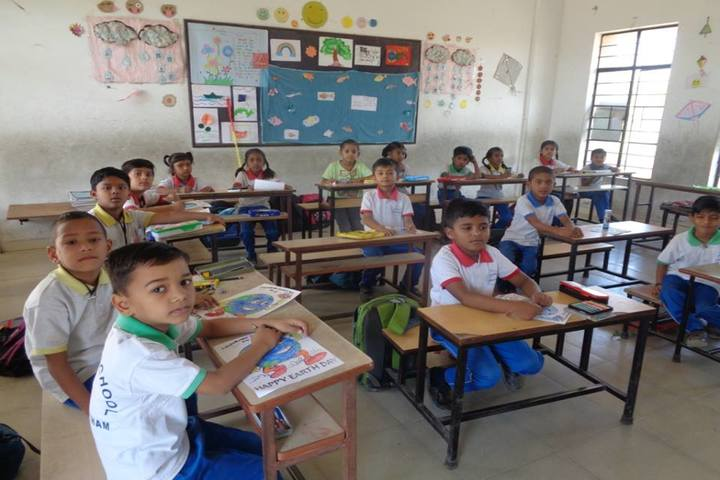 St Thomas School-Classroom