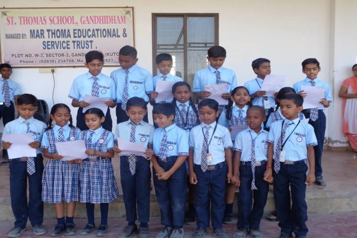 St Thomas School-Speech