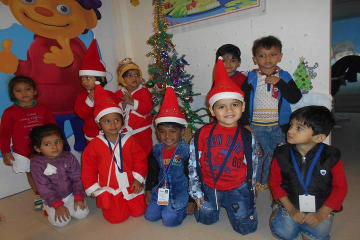 Sunflower School-Christamas Celebrations