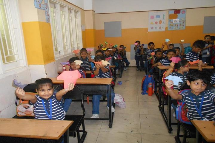 Sunflower School-Classroom