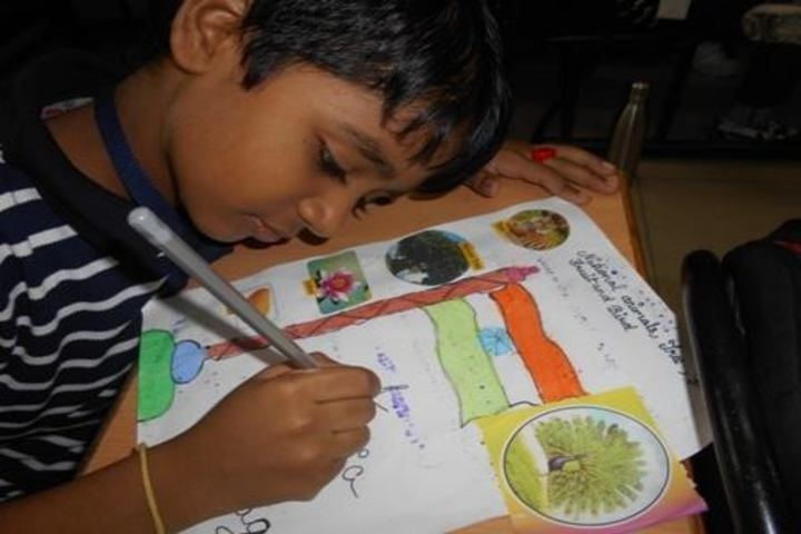 Sunflower School-Drawing
