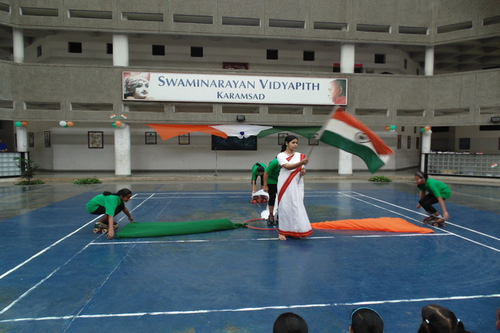 Swaminarayan Vidyapith-Independence Day