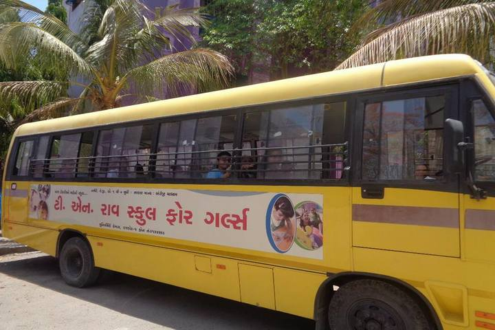 T N Rao School For Girls-Transport
