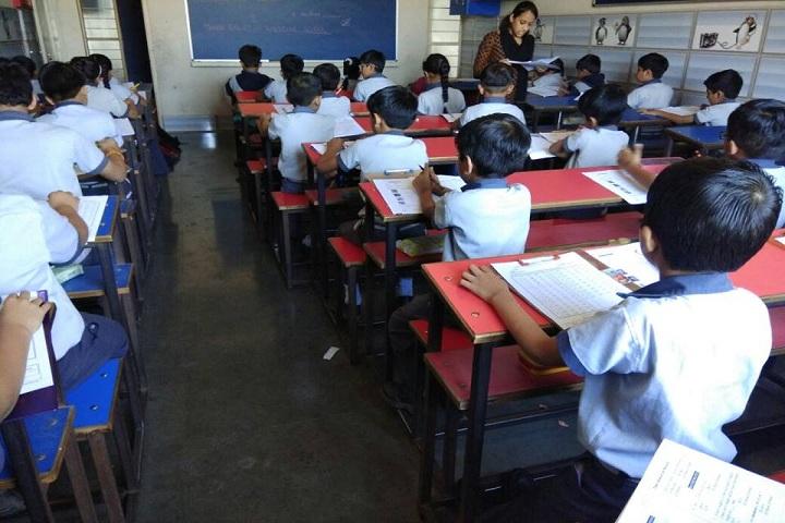 Tanna English Medium School-Classroom