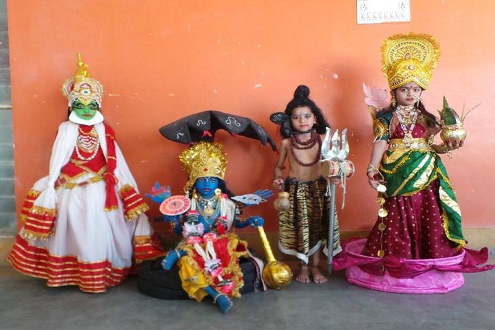 Tanna English Medium School-Festival Celebrations