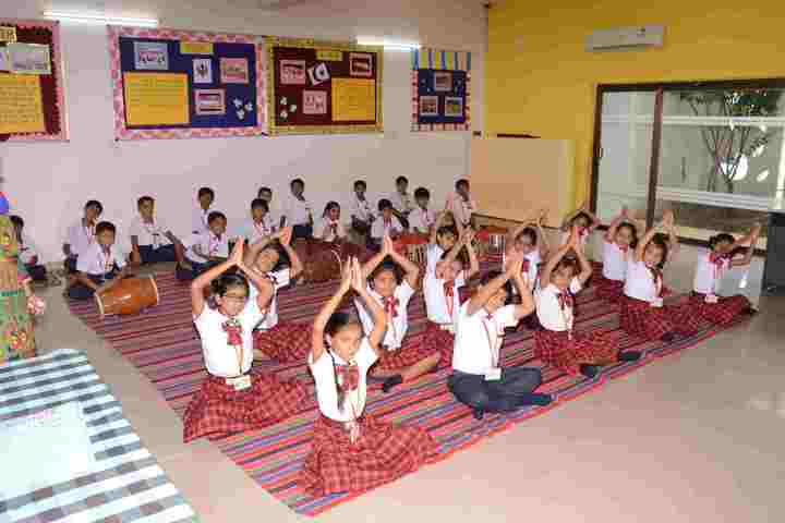 Tapovan International School-Activity Room