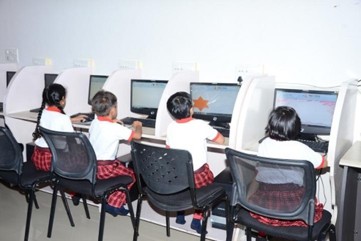 Tapovan International School-Computer Lab